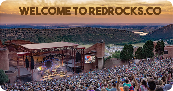 Red Rocks Halloween 2020 Red Rocks Amphitheatre   2020 Concerts and Events