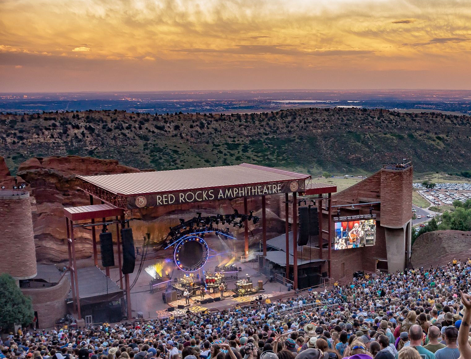 2019 Red Rocks Concert Season is starting soon, buy tickets now before it's too late.
