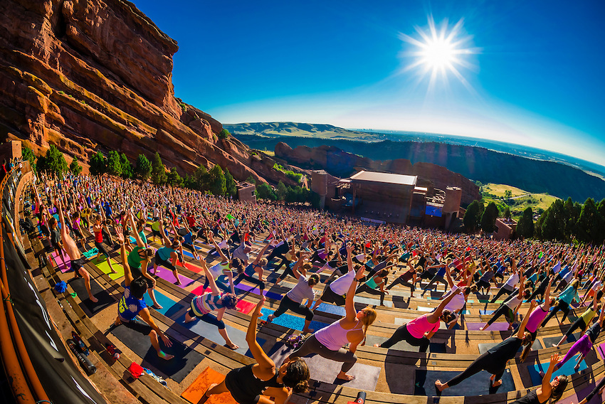 Yoga On The Rocks 2019 Red Rocks Schedule And Tickets