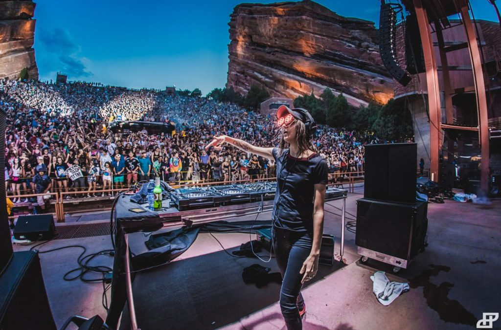 Red Rocks Ranked #1 Best Outdoor Venue By Pollstar
