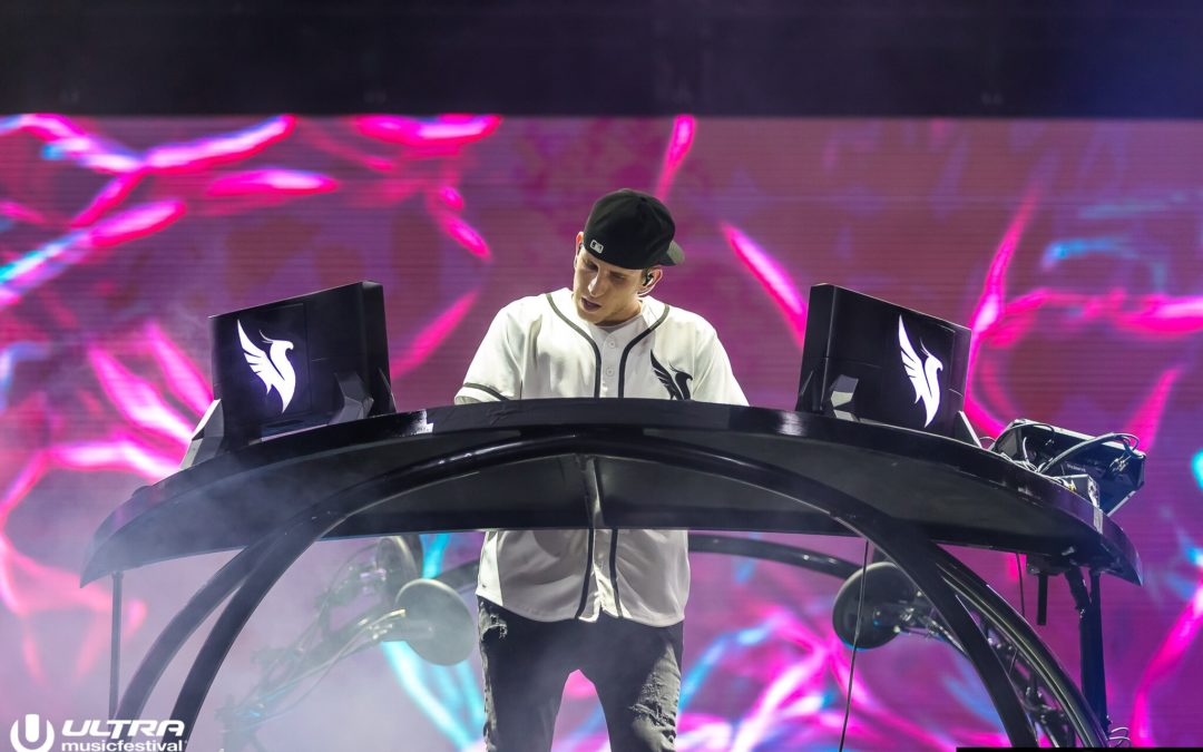 Stream Illenium's hotly anticipated third LP, 'Ascend'