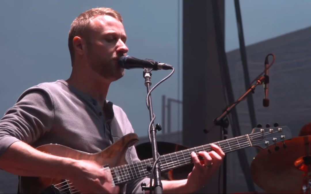 Spafford Debuts 'Be Strange' At Red Rocks