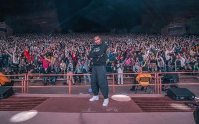 Watch TroyBoi Tease Unreleased Track At Red Rocks