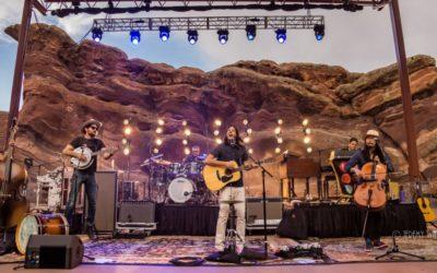 The Avett Brothers Announce Red Rocks Run 2020